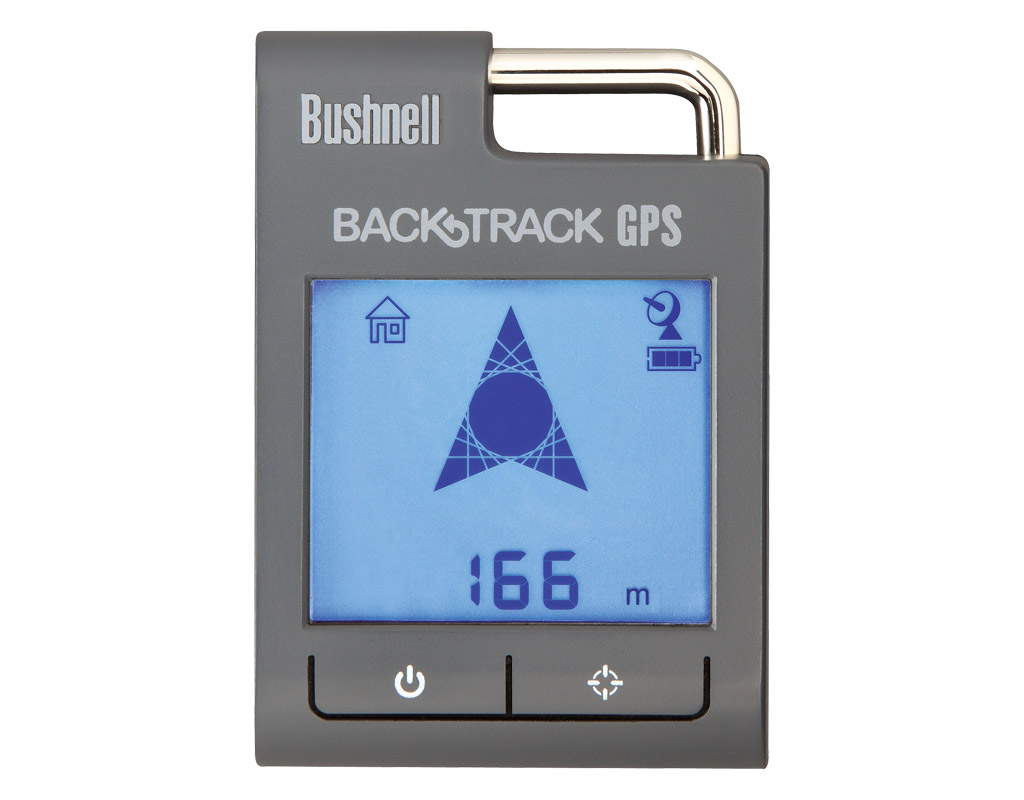 Портативный GPS навигатор BUSHNELL BackTrack point 3